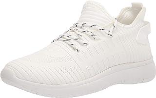 Blondo Women's Kamie Sneaker, White, 6
