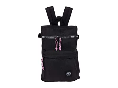 Vans Gripper Backpack (Black) Backpack Bags