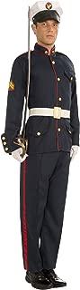 Men's Formal Marine Costume