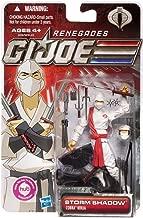 G.I. Joe 30th Anniversary 3 3/4 Inch Renegades Action Figure Storm Shadow Cobra Ninja