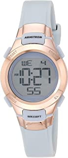 Women's Digital Chronograph Resin Strap Watch, 45/7012