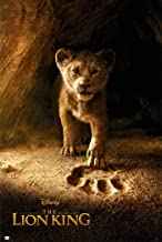 The Lion King 2019 - Disney Movie Movie Poster (Teaser - Simba) (Size: 24 inches x 36 inches)