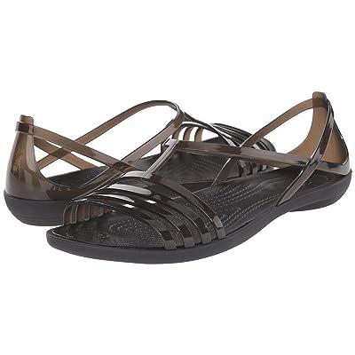 Crocs Isabella Sandal (Black) Women