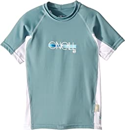 Skins Short Sleeve Crew (Little Kids/Big Kids)
