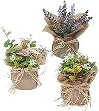 Best mini artificial flowers in vase Reviews