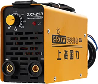 MASUNN Zx7-250 250A 220V Mini Máquina De Soldadura Eléctrica De Mano Inverter Herramienta De