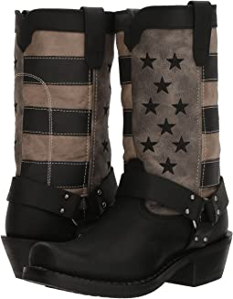 Durango - Flag Harness Boot 11