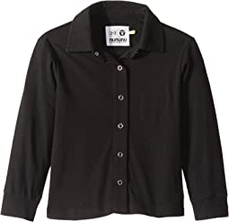 Button Shirt (Toddler/Little Kids)