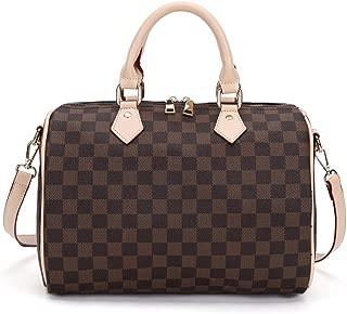 Womens Shoulder Bags Top Handle Fashion Designer Satchel Tote Ladies Handbags Work Purse With Adjustable Strap