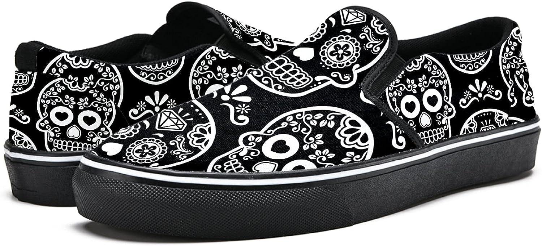 Men's Classic Slip-on Canvas Shoe Fashion Walking Sneaker New arrival Casual It is very popular
