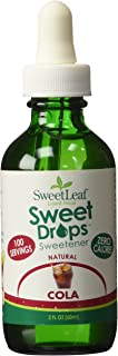 Sweet Leaf Wisdom Stevia Cola Lq 2 oz