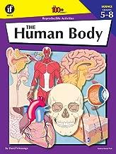 Human Body, Grades 5-8: 100+ Reproducible Activities