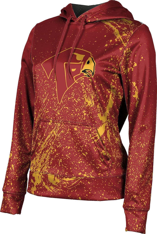 ProSphere Torrey Pines High School Girls' Pullover Hoodie, School Spirit Sweatshirt (Splatter)