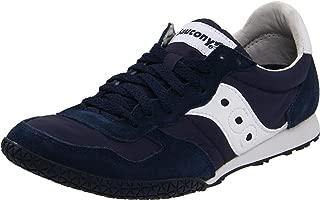 Women's Bullet Classic Retro Sneaker, Navy/White, 8.5 M US