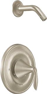 Moen T2132NHBN Eva PosiTemp Shower Trim Kit without Valve or Showerhead, Brushed Nickel