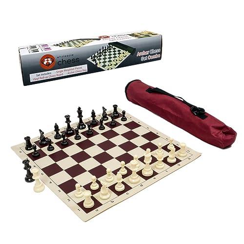 Portable Chess Board: Amazon com