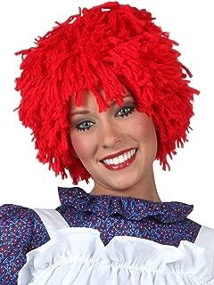 Fun Costumes Rag Doll Wig Standard