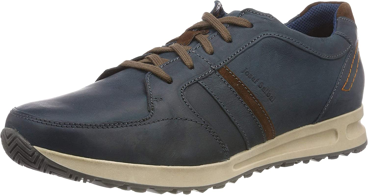 Josef Seibel Men's Thaddeus 02 Trainers