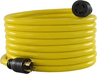 Conntek 20601-040 L14-30 Generator Extension Cord (40 Feet) UL Listed
