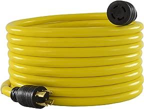 Conntek 20601 L14-30 4-Prong 30 Amp Generator Cord (25 Feet)