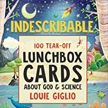 Indescribable: 100 Tear-Off Lunchbox Notes About God and Science