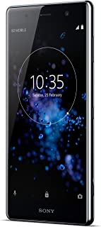 Sony Xperia XZ2 Premium smartphone-paket (14,7 cm (5,8 tum) 4K HDR triluminos display, 6 GB RAM, dubbel kamera, dubbel si...