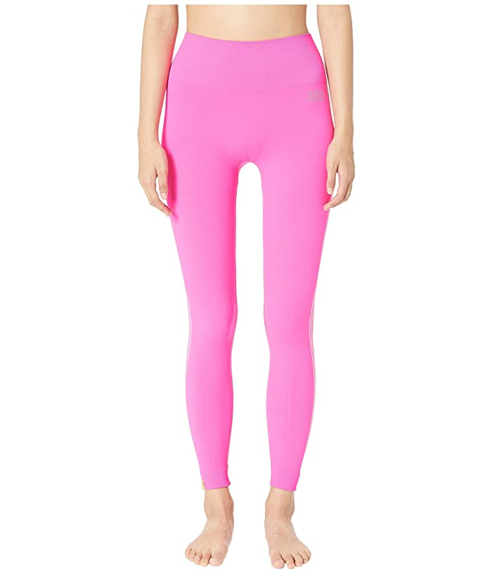 Monreal London Hi-Tech Seamless Zen Leggings (Flash Pink) Women