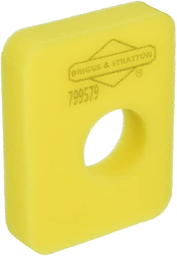 wholesale Briggs & Stratton 799579 Air Cleaner lowest discount Foam Filter online