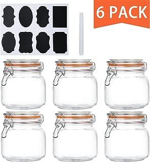 Best canning jar glass lids Reviews