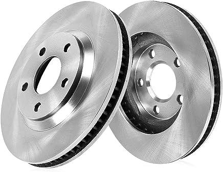 Front PROFORCE 31275 Premium Disc Brake Rotor