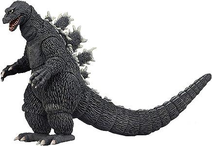 NECA Godzilla – 12″ Head to Tail Action Figure – Godzilla (King Kong vs. Godzilla 1962 Movie)