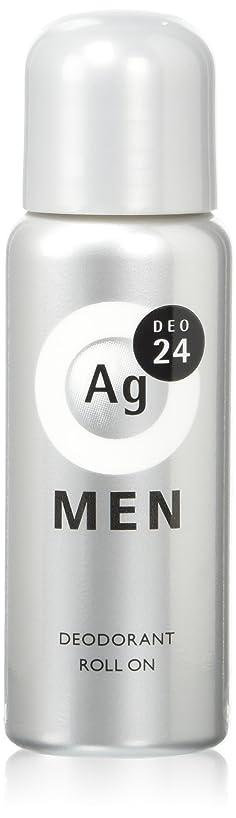 パイント作家ラベルエージーデオ24 メンズデオドラントロールオン 無香性 60mL (医薬部外品)