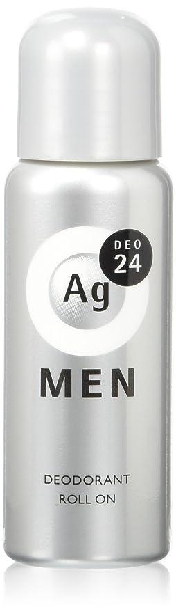 矢じりのホスト相談するエージーデオ24 メンズデオドラントロールオン 無香性 60mL (医薬部外品)