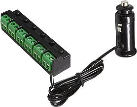 Best male car cigarette lighter socket plug connector Reviews