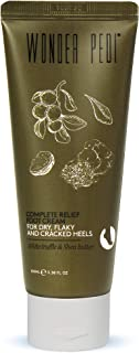 Sponsored Ad - Foot Cream for Cracked Heels with White Truffle, Shea Butter, and Urea – Complete Relief Moisturizing Heel ...