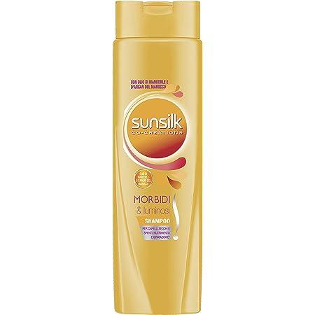 Sunsilk Morbidi & Luminosi Shampoo, 250ml