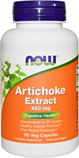 Now Foods Artichoke Extract 450 mg - 90 Vcaps
