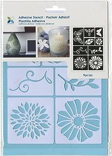 Momenta ST-252-25232 Adhesive Stencil, 6