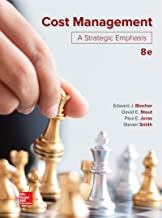 cost management a strategic emphasis 8th edition