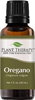 Plant Therapy Oregano Essential Oil 100% Pure, Undiluted, Natural Aromatherapy, Therapeutic Grade 30 mL (1 oz)