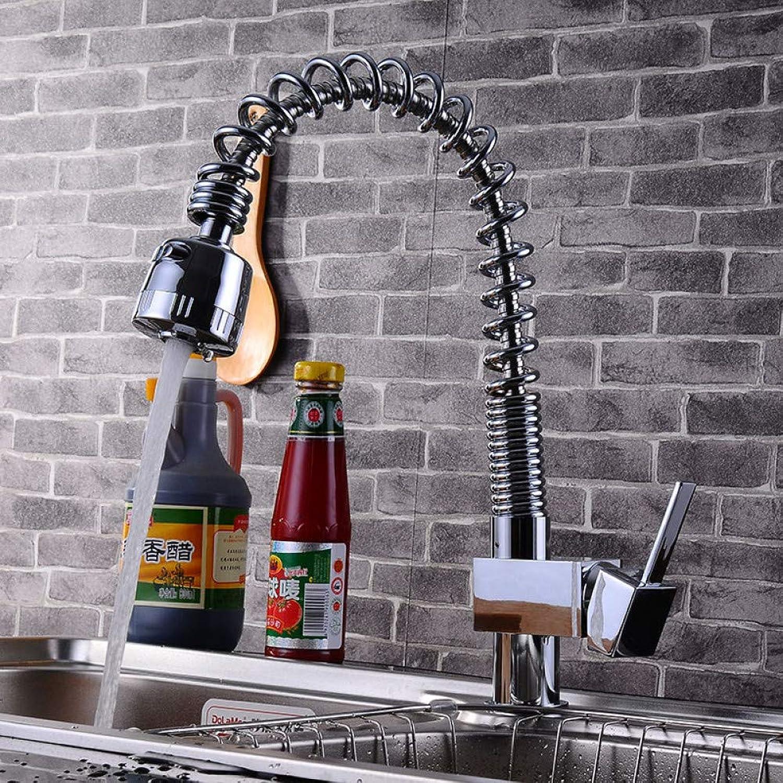 YHSGY Kitchen Taps Copper Kitchen Faucet Wholesale Hot and Cold Faucet Sink Faucet