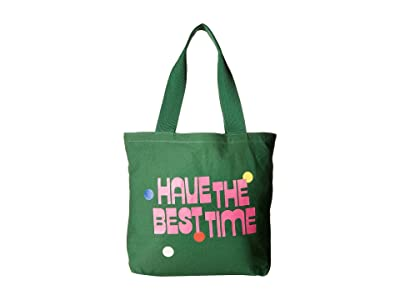 ban.do Big Canvas Tote (Best Time) Tote Handbags