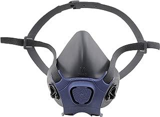 Moldex 7002 7000 Series Half-Mask Respirator, Medium, Grey