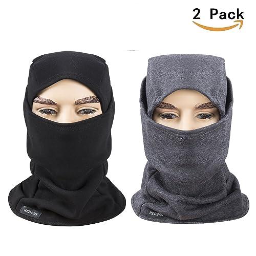 ff29ea35f63 Thermal Winter Face Mask  Amazon.com