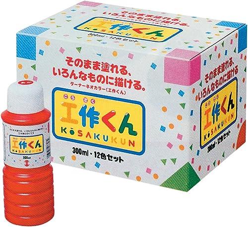 12 Farbe set 300ML Turner work-kun (japan import)