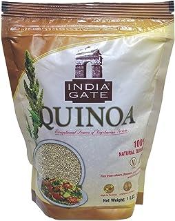 INDIA GATE White Quinoa 1Lb (Pack of 1)