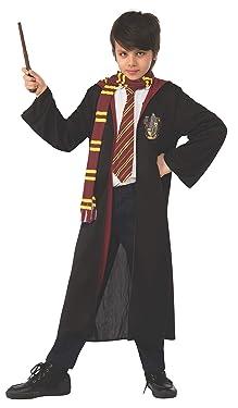 Imagine by Rubie's Child's Deluxe Harry Potter Gryffindor Dress Up Set, Medium