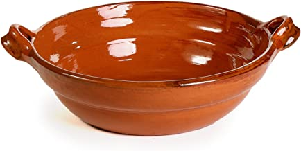 Ancient Cookware Mexican Cazuela, Mini, Unlidded, Lead Free