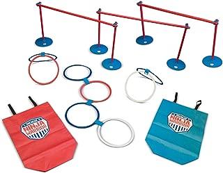 American Ninja Warrior Competition Set 40 pcs Outdoor Fun Toy B4 Adventure 145