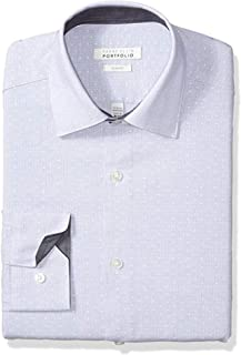 Amazon.com  Perry Ellis - Casual Button-Down Shirts   Shirts ... 12cd91126
